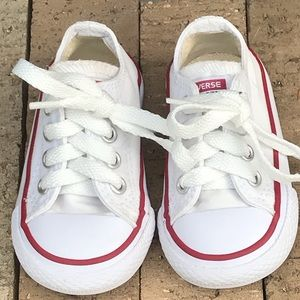 Converse All Star Infant Shoes Size 3
